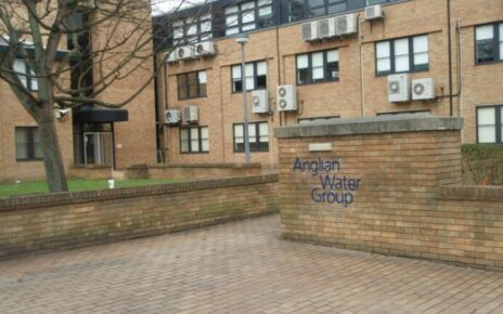 Anglian Water headquarters building