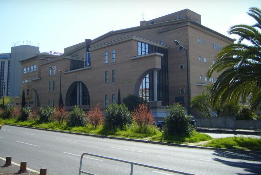 Católica Lisbon building, at Universidade Católica Portuguesa