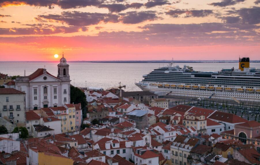 Exchanging in Lisbon in the summer is even more sensational