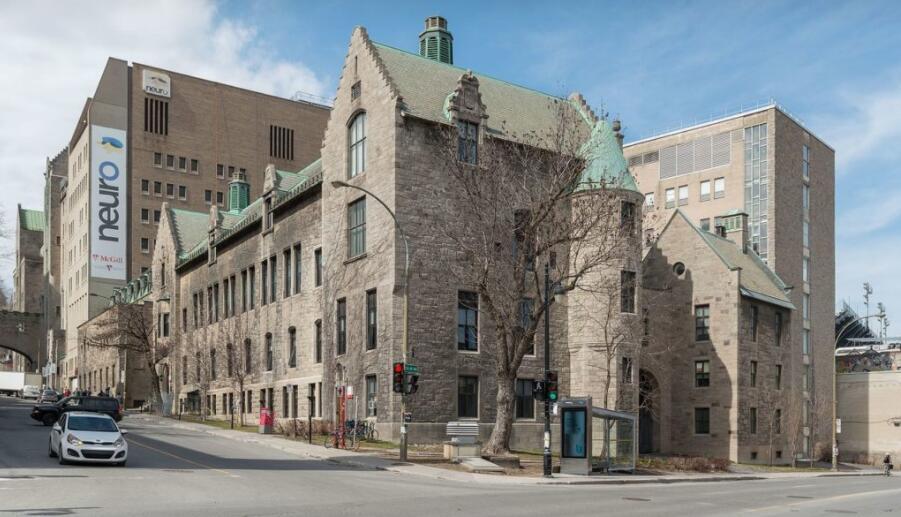 McGill University Medical School Headquarters