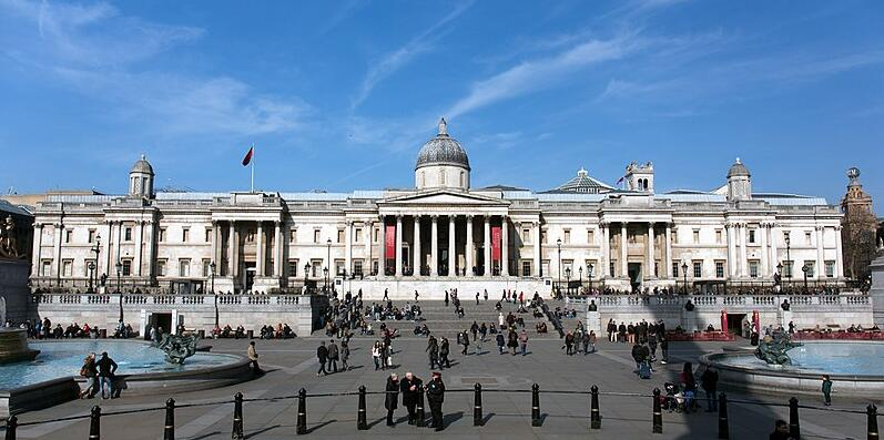 National Gallery of London (National Gallery)