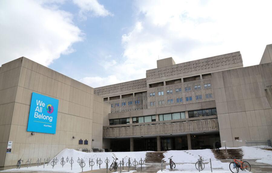 University of Toronto Medical School Building