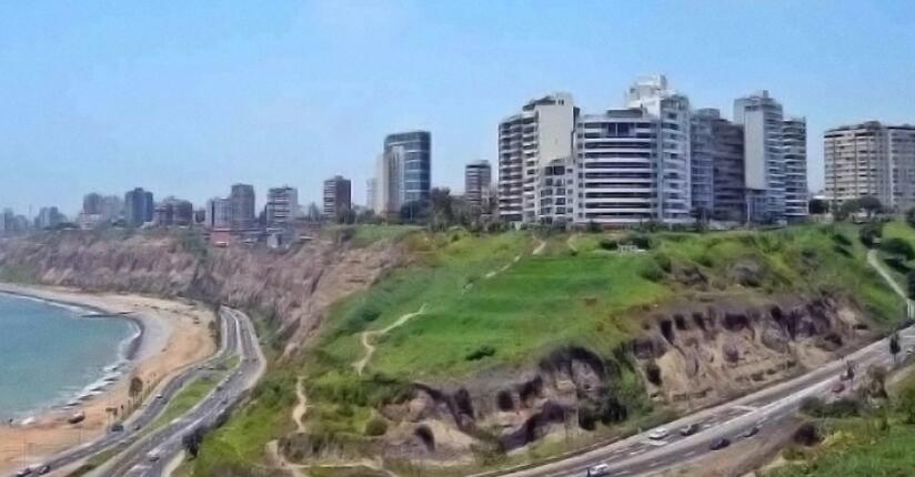 Where can I take the GRE test in Peru