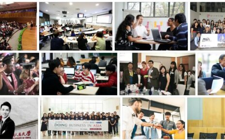MBA in ASIA