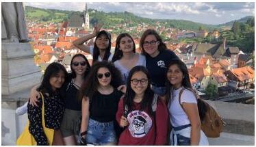 People in the Czech Republic