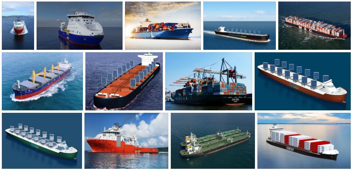 Study Ship Technology