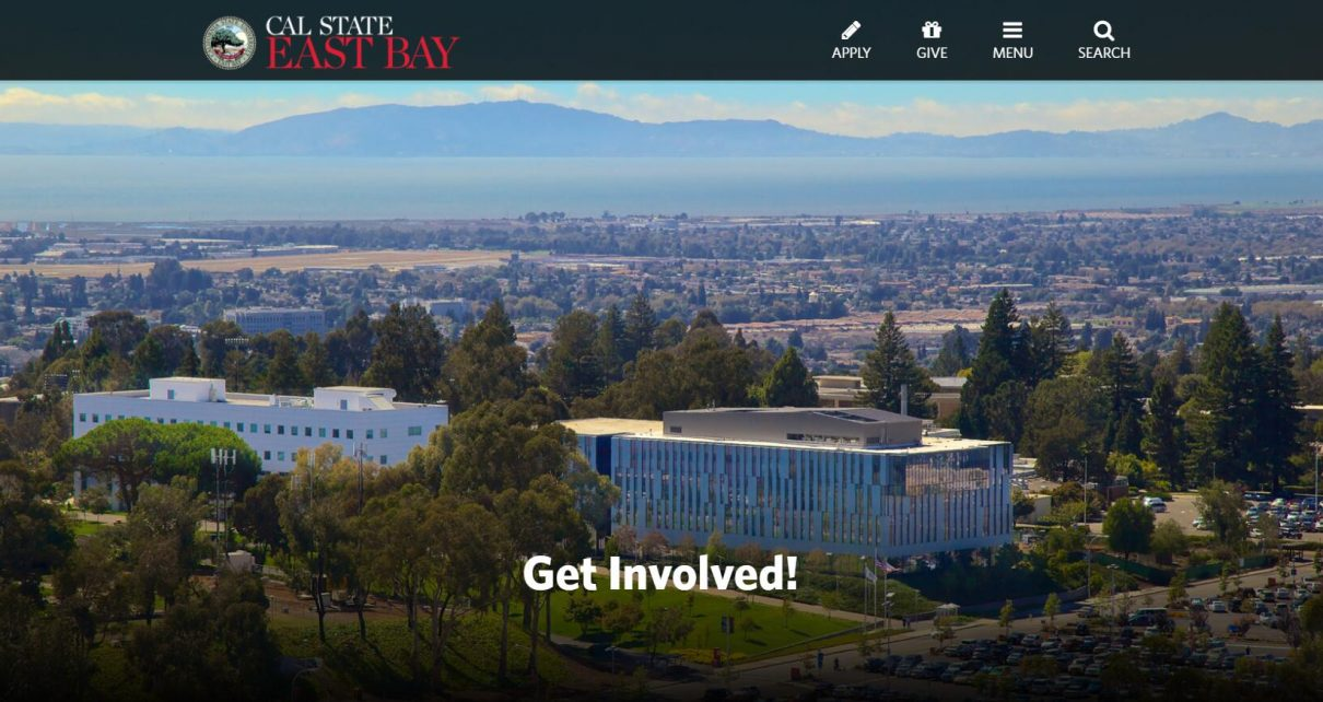Get Involved - California State University, East Bay