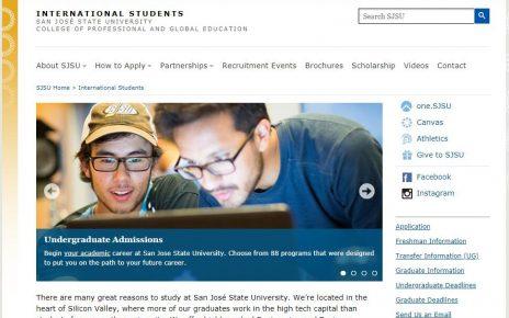 International Students - San Jose State University