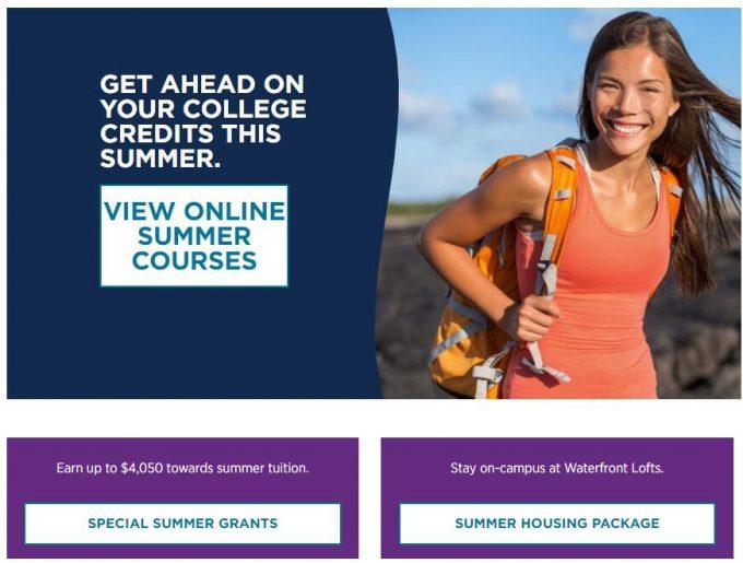 Summer Courses - Hawaii Pacific University