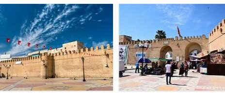Kairouan Medina (World Heritage)