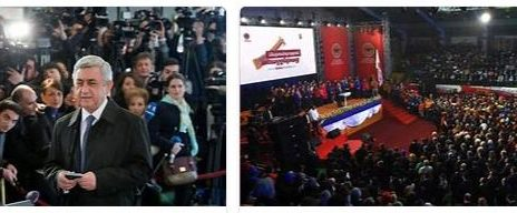 Armenia Parliamentary Elections