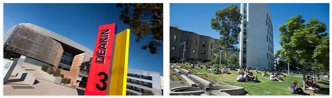 Study in Deakin University 1