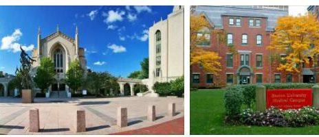 Semester in Boston University