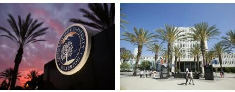 Semester in California State University Fullerton
