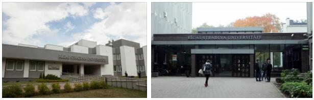 Semester in Riga Stradins University